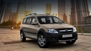 Citroen C4 Sedan, FIAT Fullback и Lada Largus Cross